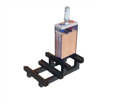 Battery stands